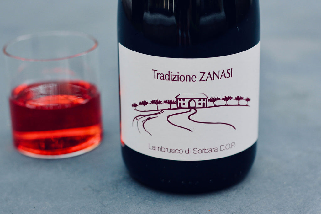 NV Marco Zanasi Lambrusco di Sorbara - Rock Juice Inc