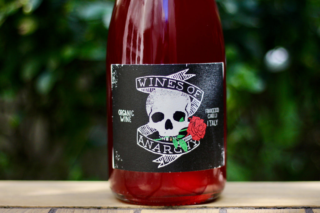 NV Cirelli Wines of Anarchy Rosato Frizzante - Rock Juice Inc