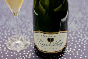 NV Guy de Forez Champagne Tradition Brut - Rock Juice Inc