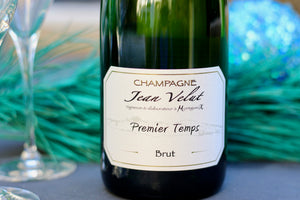 NV Jean Velut Brut Premier Temps - Rock Juice Inc