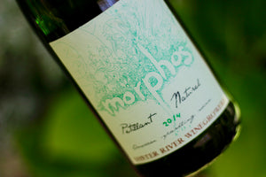 2014 Oyster River Winegrowers 'Morphos' Pétillant Naturel - Rock Juice Inc