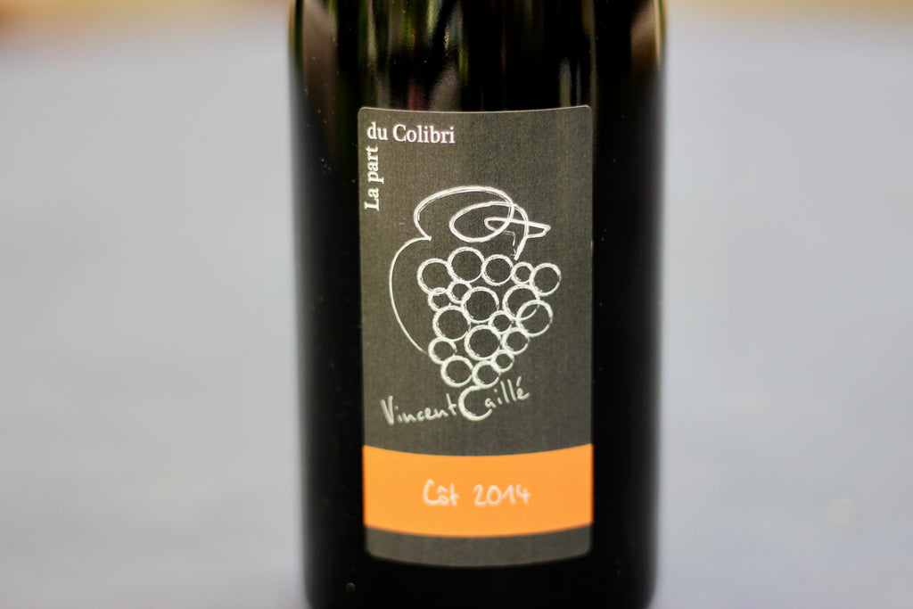 2014 Vincent Caillé Côt - Rock Juice Inc