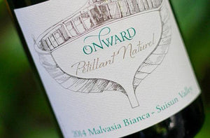 2014 Onward 'Capp Inn Ranch' Malvasia Bianca Pétillant Naturel Suisun Valley