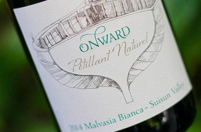 2014 Onward 'Capp Inn Ranch' Malvasia Bianca Pétillant Naturel Suisun Valley - Rock Juice Inc