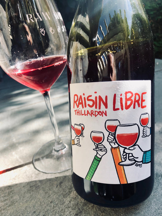 2018 Paul-Henri Thillardon Beaujolais 'Raisin Libre'