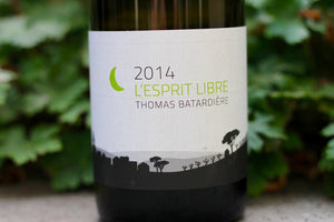 2014 Thomas Batardiere 'L'Esprit Libre' - Rock Juice Inc