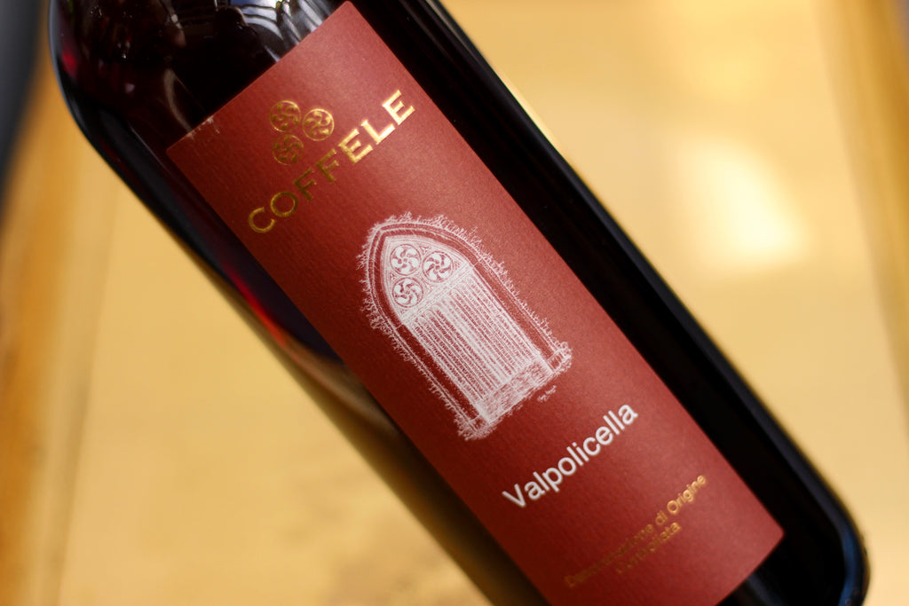 2015 Coffele Valpolicella - Rock Juice Inc