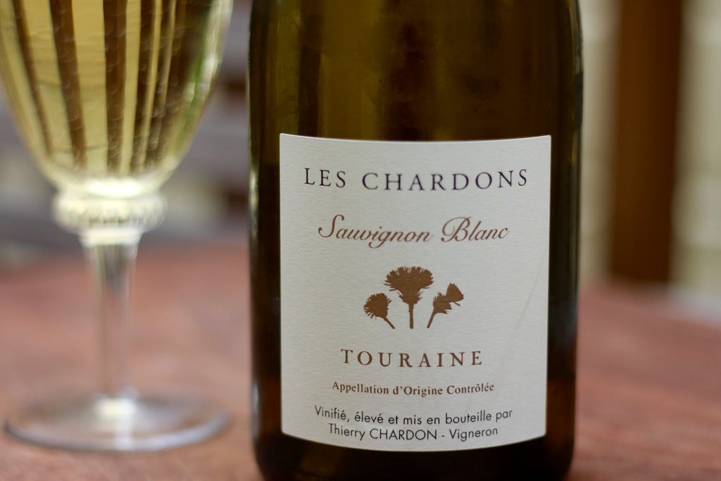 2015 Les Chardons Touraine Sauvignon Blanc - Rock Juice Inc
