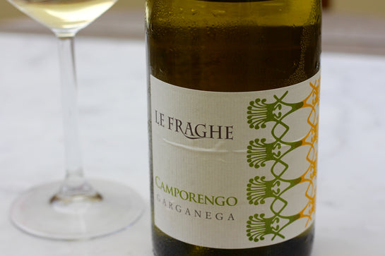 2017 Le Fraghe Garganega 'Camporengo' - Rock Juice Inc