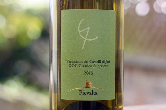 2013 Pievalta Verdicchio Classico Superiore - Rock Juice Inc