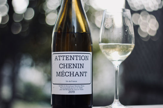 2019 Nicolas Réau 'Attention Chenin Méchant'