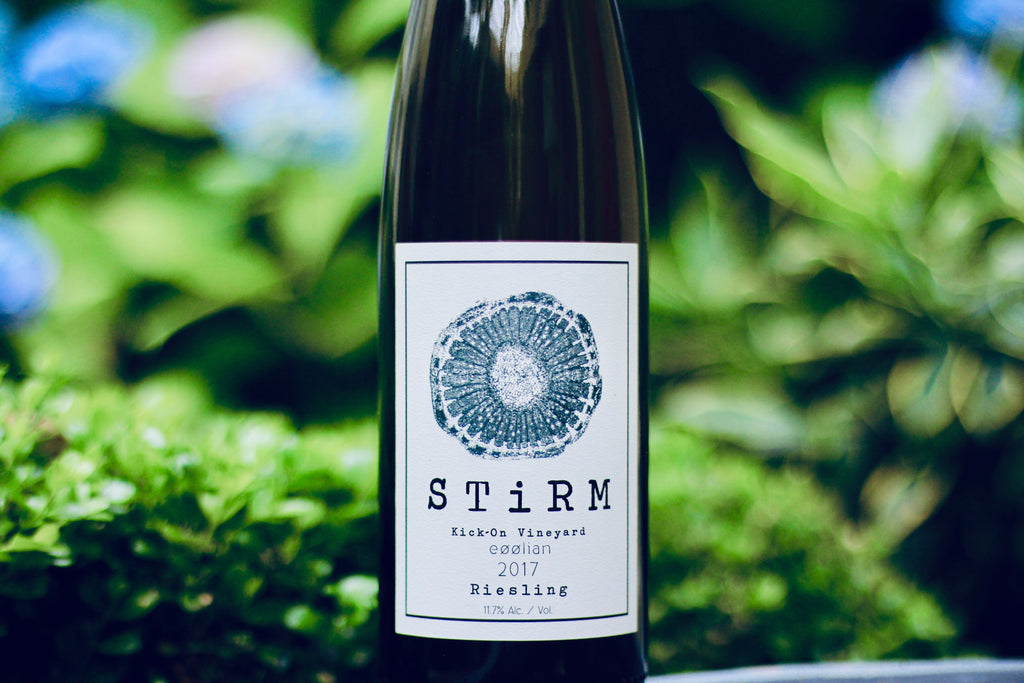 2017 Ryan Stirm E00lian Riesling Kick-On Ranch - Rock Juice Inc