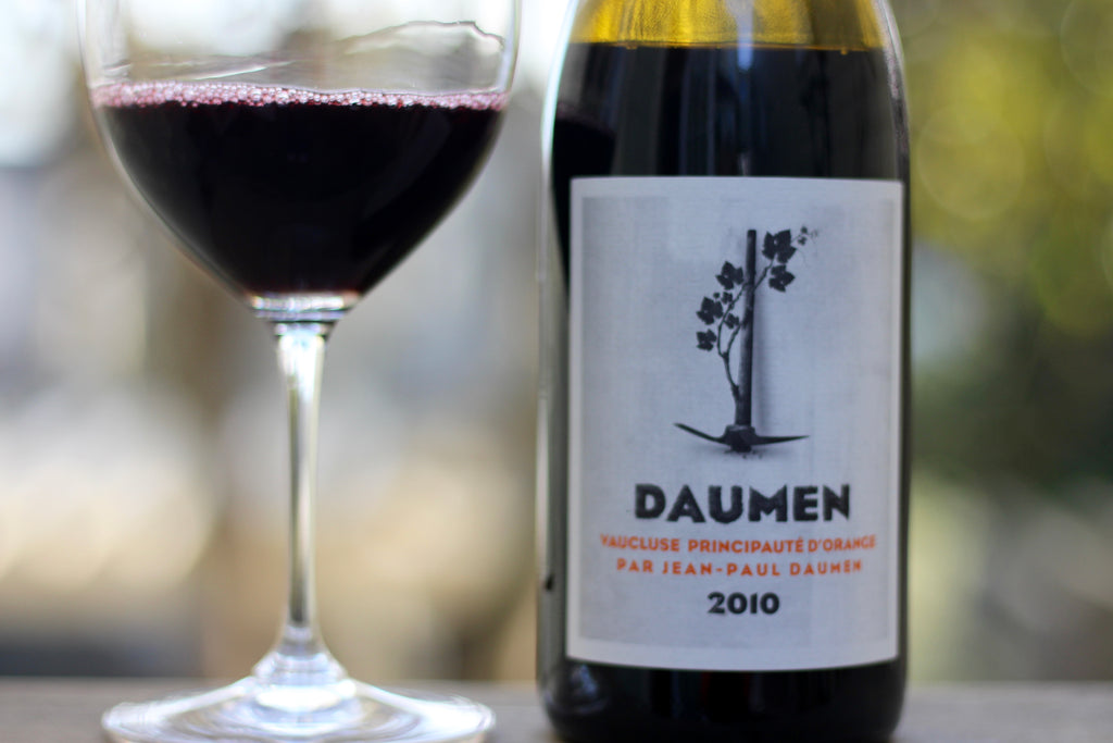 2010 Daumen Principaute d'Orange - Rock Juice Inc
