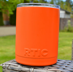Flat Orange Powder Coating Paint