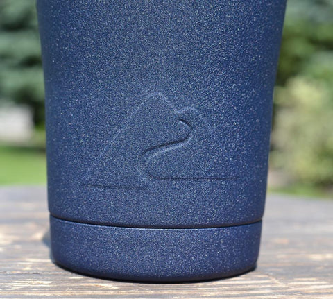 Wrinkle Navy Blue Powder Coat Paint