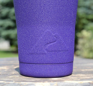 Wrinkle Purple Powder Coat Paint