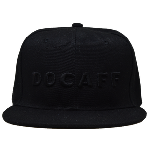 Snapback Docaff Double Black
