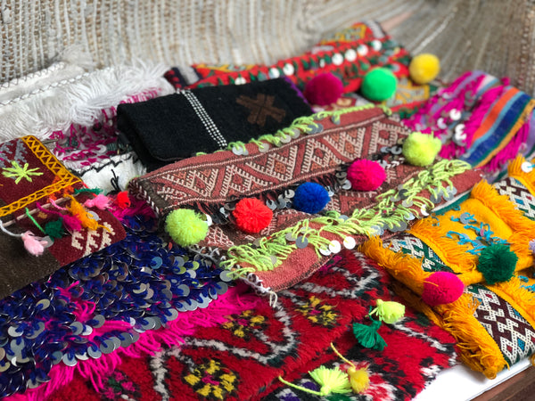 Neon Bohemians Inspired By: Morocco