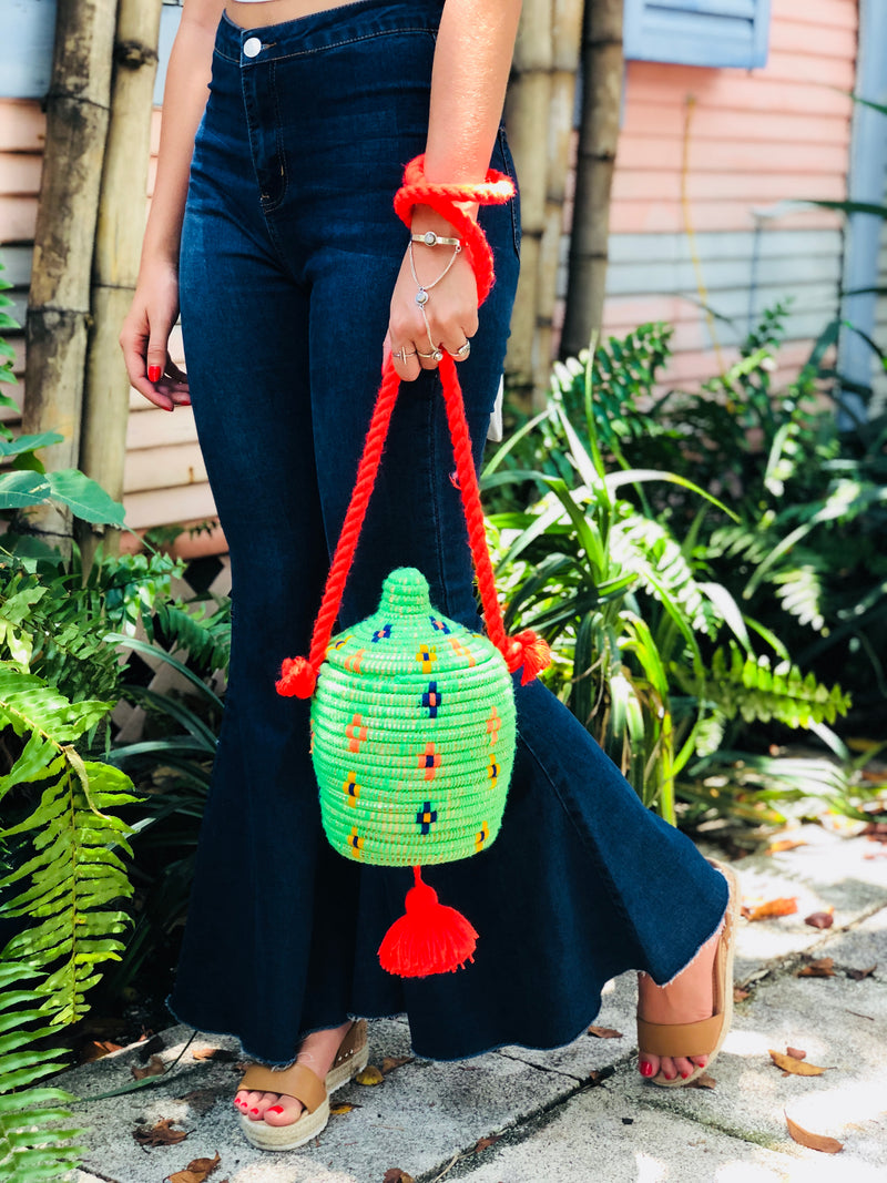 NO. 27 Joplin Bucket Bag