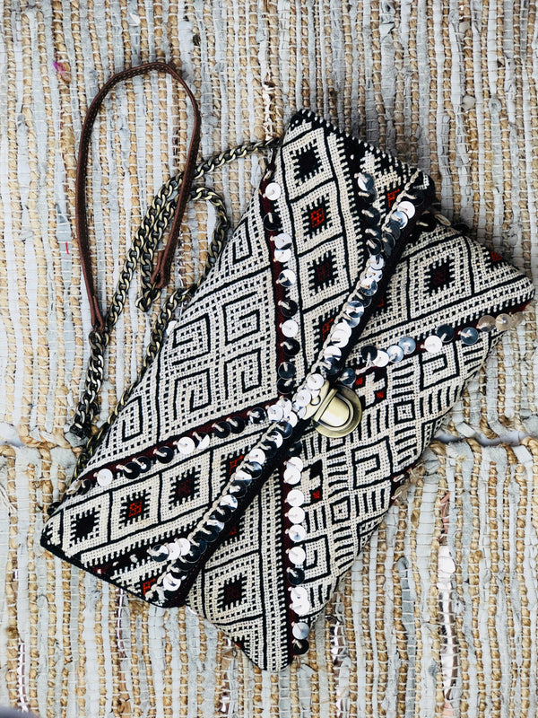 NO. 46 Celine Rug Bag