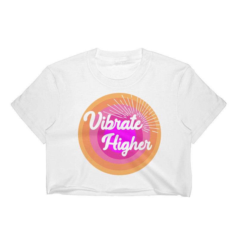 Vibrate Higher Crop Top