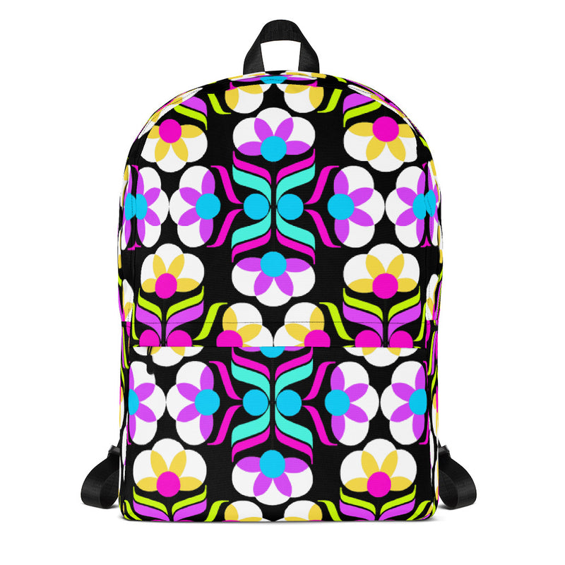 Fiesta Floral Backpack