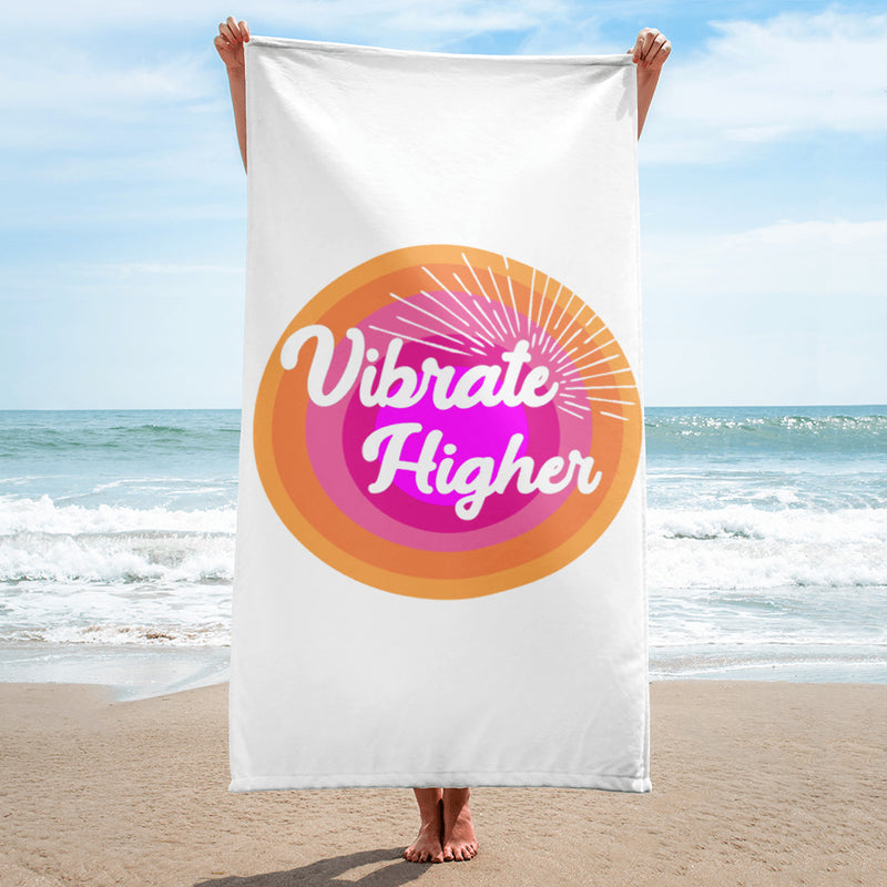 Vibrate Higher Towel