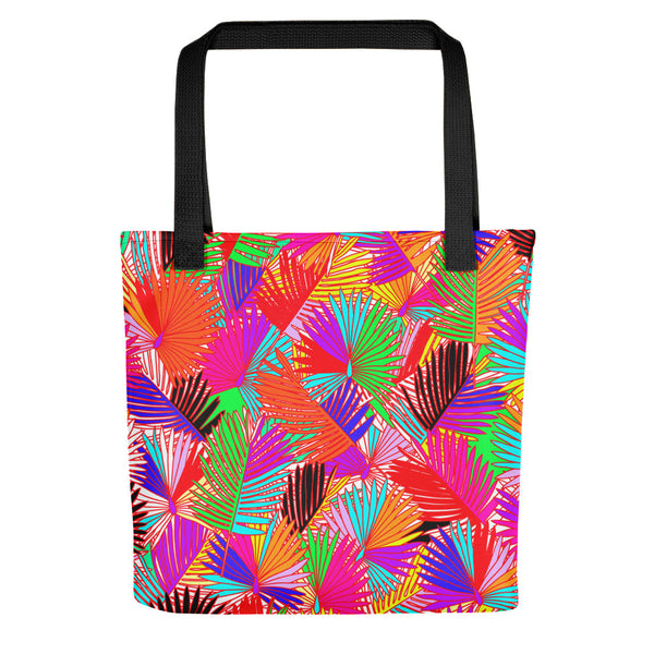 Pretty in Palm Tote bag