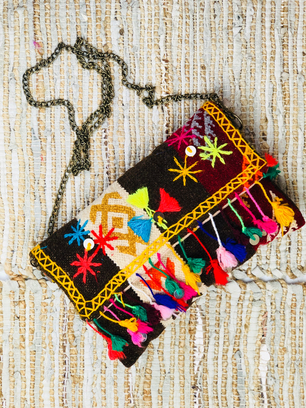 NO. 84 Turner Rug Bag