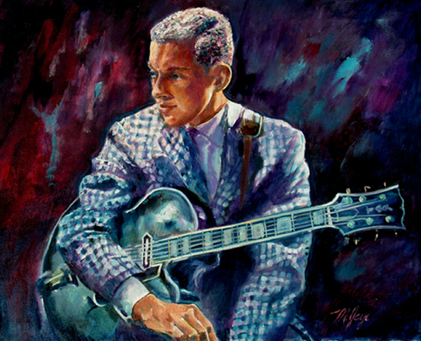 Kenny Burrell Young