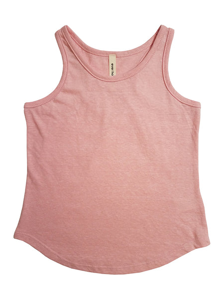 Kids Triblend Flowy Tank Top (4-13 Yrs)