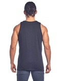 Men's Soft Regular Tank Top with Get Shit Done Print