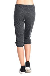 Women's TRIBLEND CAPRI PANTS