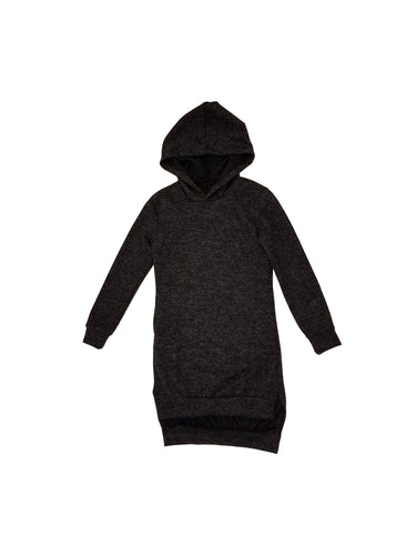 KIDS 2 LENGTH HOOD DRESS