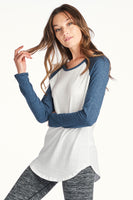 Women's TRIBLEND RAGLAN LONG SLEEVE