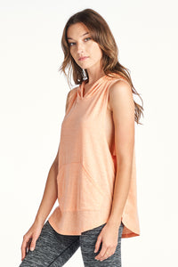 Women's TRIBLEND SLEEVELESS POCKET