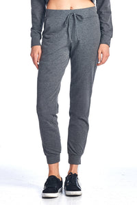 FRENCH TERRY SWEAT LONG PANTS