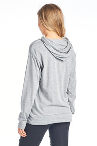 Light Triblend Casual Hood