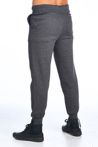 Mens Spandex Long Sweat Pante