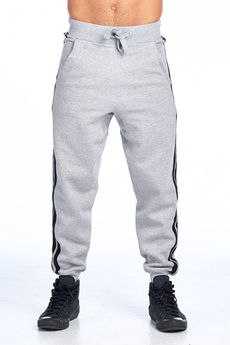Mens Line Long Sweat Pants