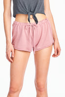 French Terry Binding Shorts