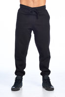 Mens Spandex Long Sweat Pants