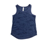 Kids Burnout Tank Top (2- 13 Yrs)