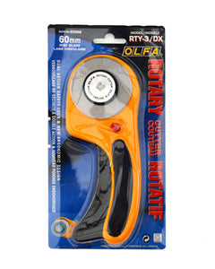 Rotary cutter Deluxe RTY-3/DX 60 mm