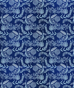 Moody Blues Floral navy