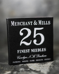 25 finest needles
