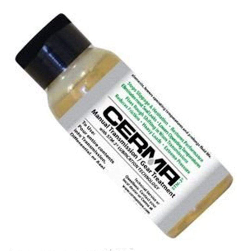 Cerma For Manual Transmission Treatment 2 oz Manuel Treatment for Car and Trucks