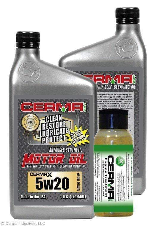 CERMA PERFORMANCE - RACING VALUE PACKAGE-With Automatic Transmission 2oz for auto