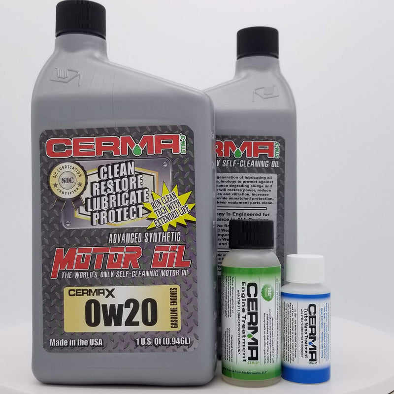 CERMA PERFORMANCE - RACING VALUE PACKAGE-With Manual Transmission 2oz for auto Value Package Savings cermatreatment.com