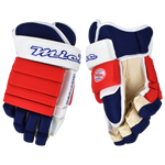 MicMac Original Rangers Hockey Gloves